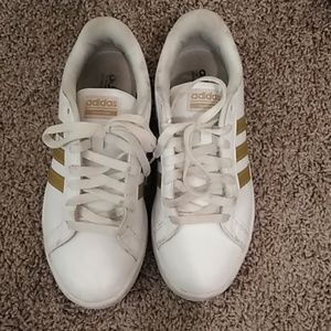 Adidas shoes size 7
